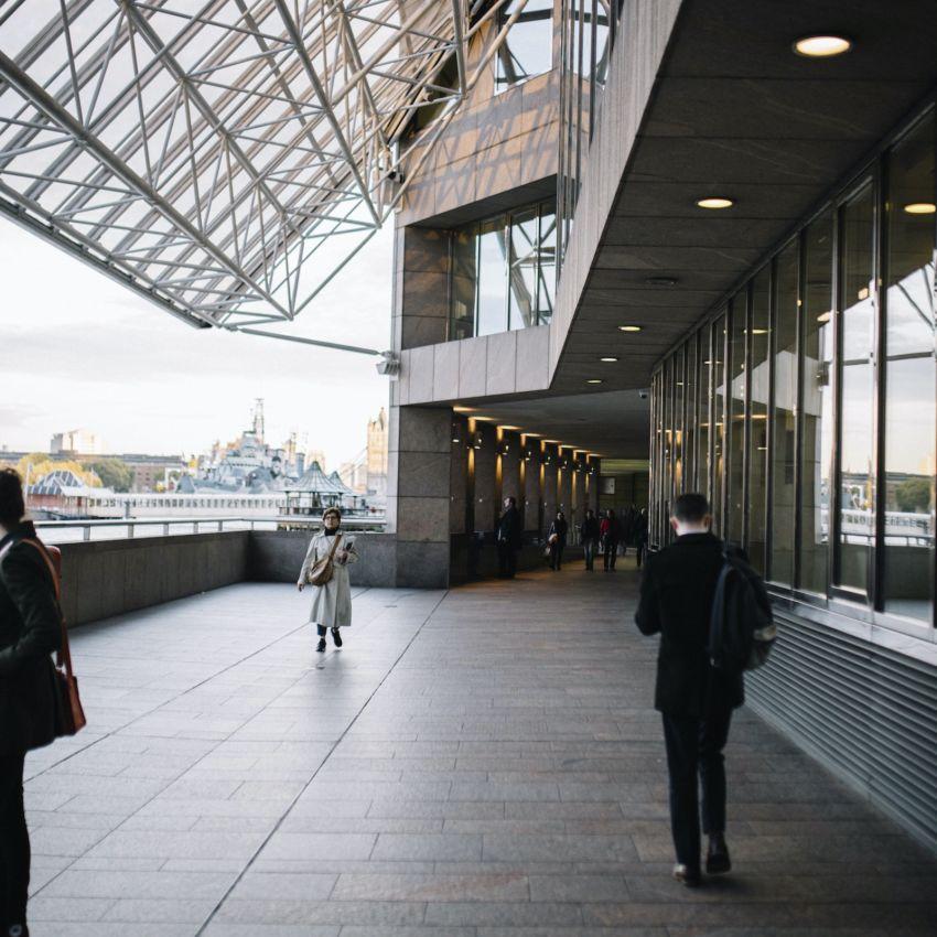 No.1 Walkway By Georgina Piper