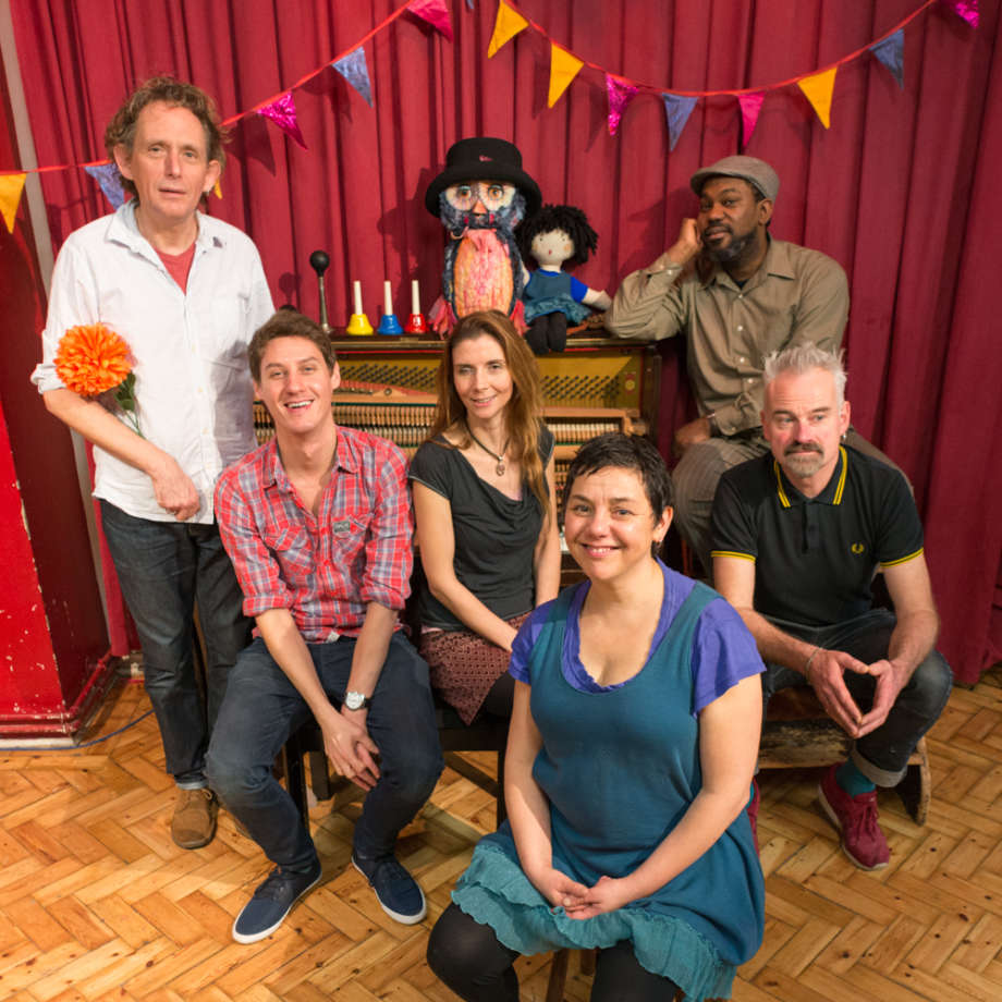 190608 Mrs H And The Sing Along Band