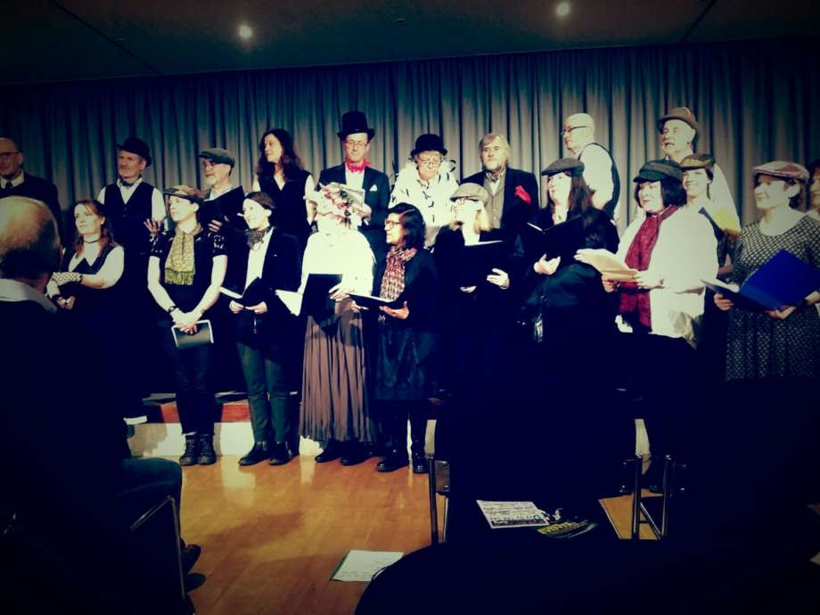 190609 London Music Hall Choir
