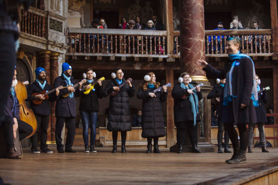 190720 London Ukulele Choir