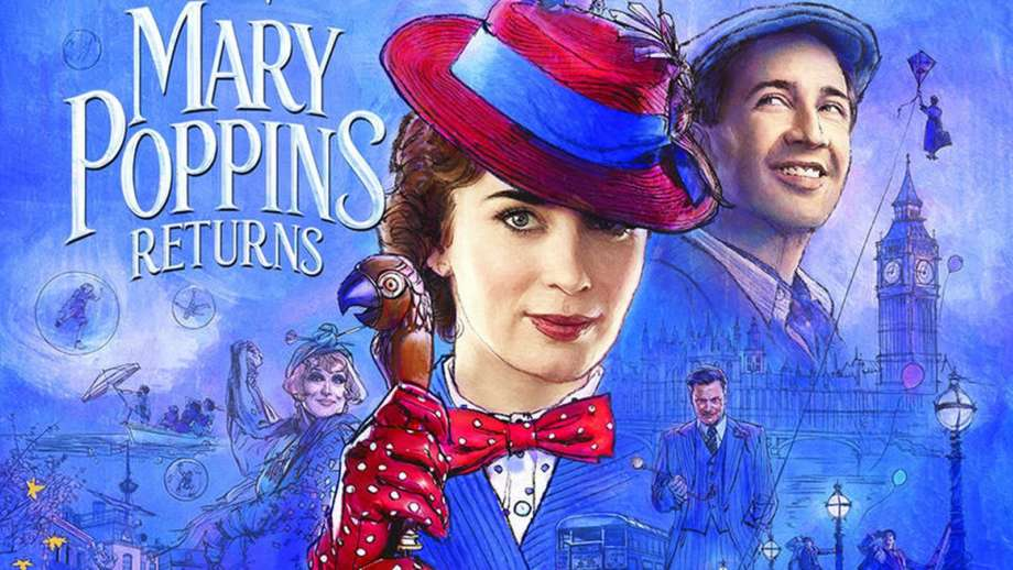 190827 Mary Poppins Returns