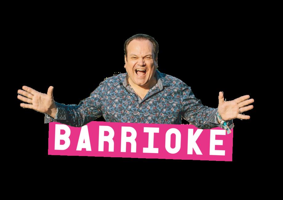 210716 Barrioke Pink