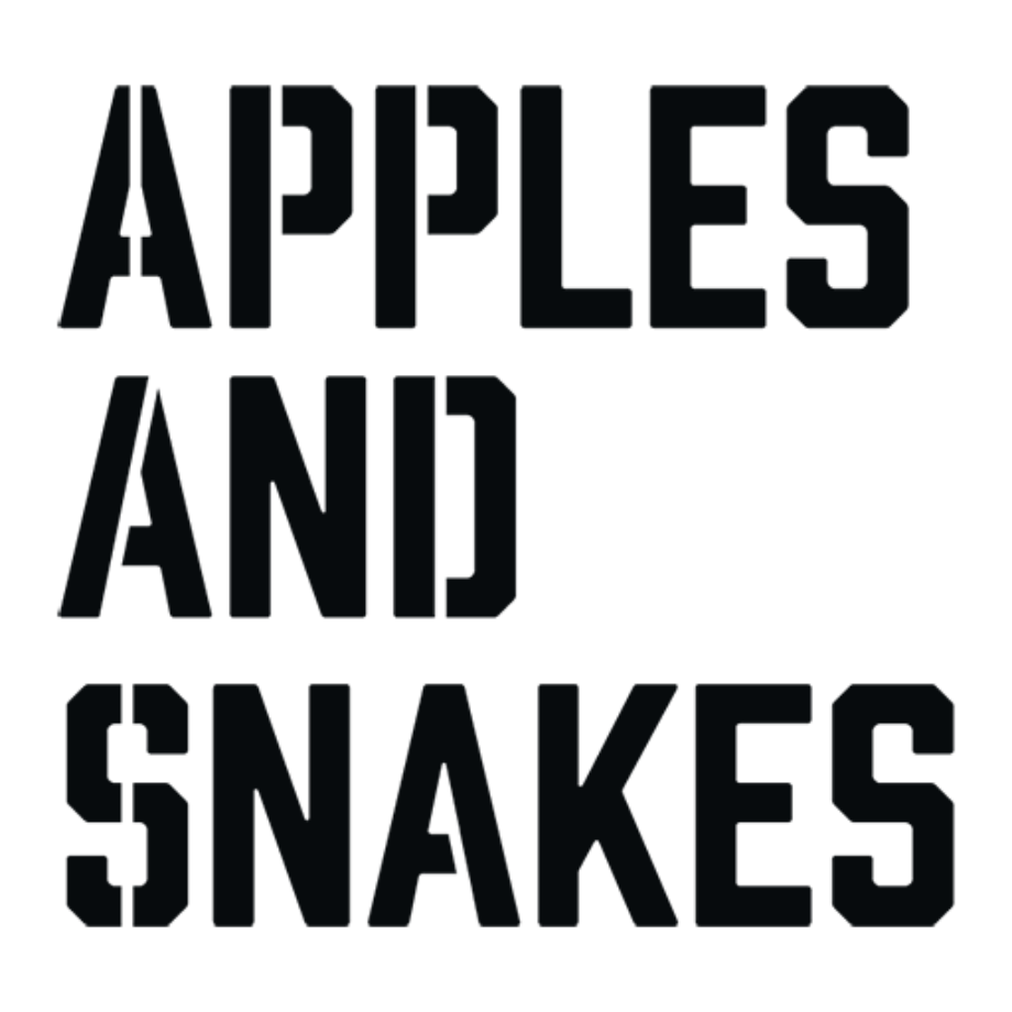 210929 Apples And Snakes Logo