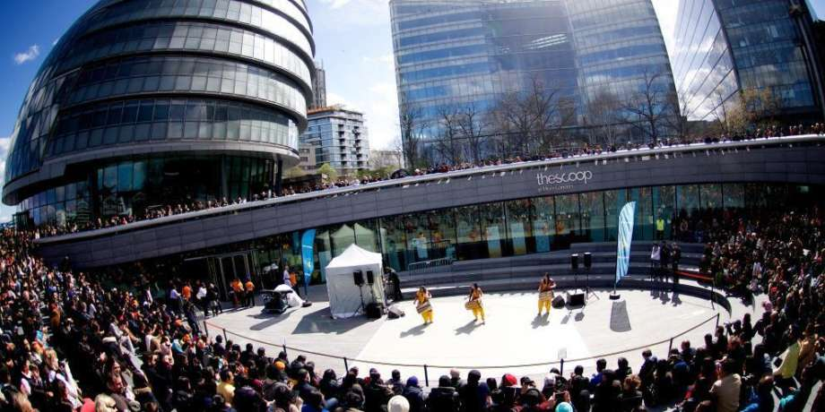 April9Th Vaisakhi At City Hall