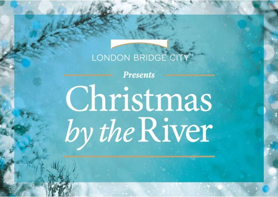 Christmas by the River Logo
