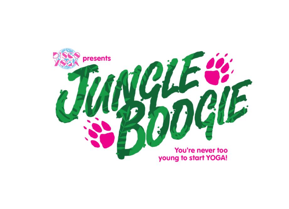 Jungle Boogie Logo