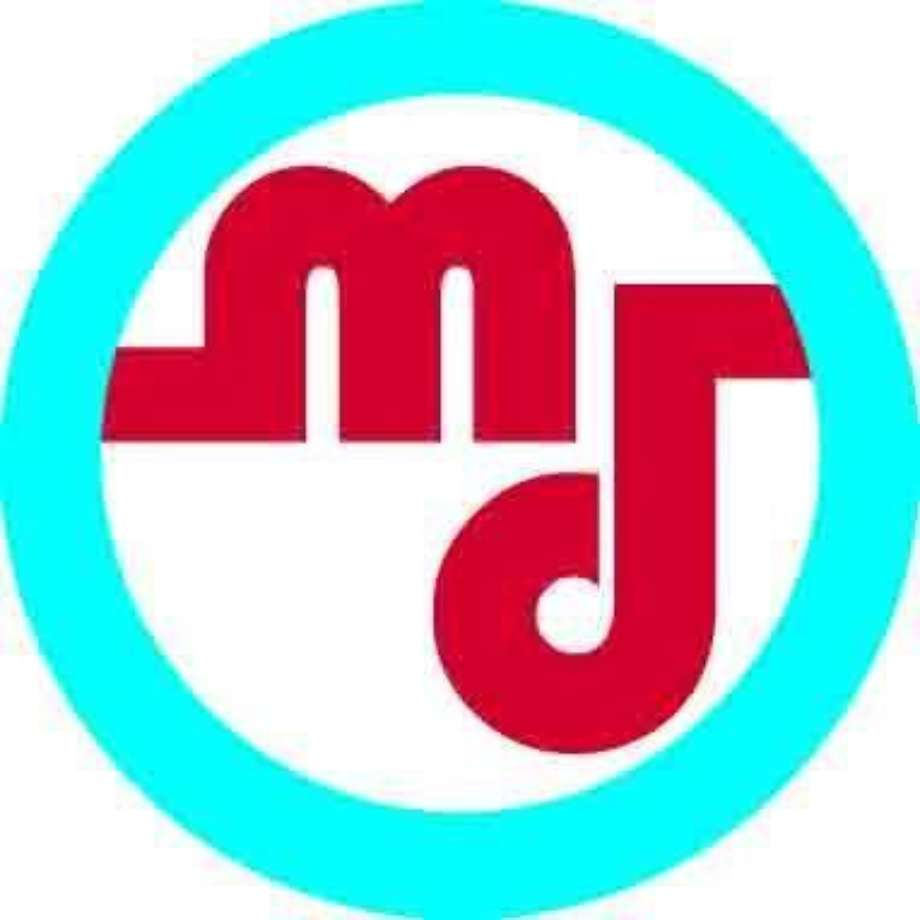 Md Stamp Logo Colour