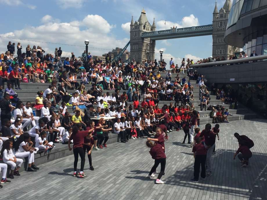 May26Th And 27Th Southwark Schools Dance Festival