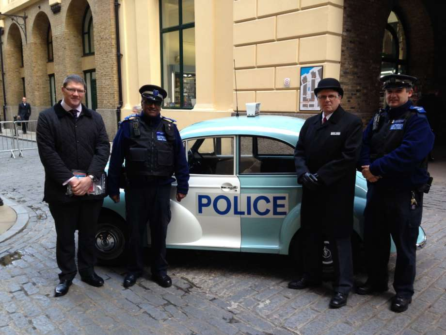 Personal Safety Day With The Metropolitan Police