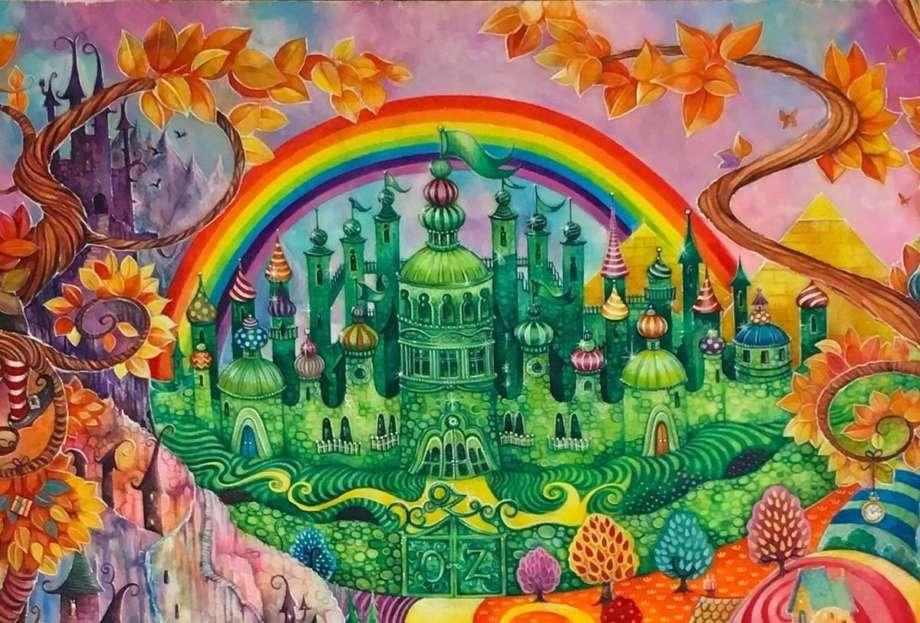 Workshop Gçô The Wonderful World Of Oz