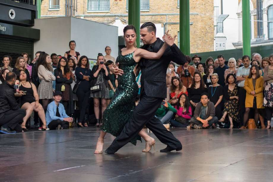 London Goes Tango