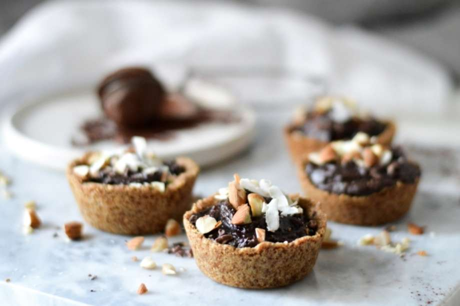 Small Chocolate Tart
