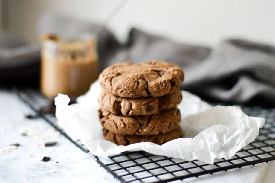 Small Peanut Butter Cookie